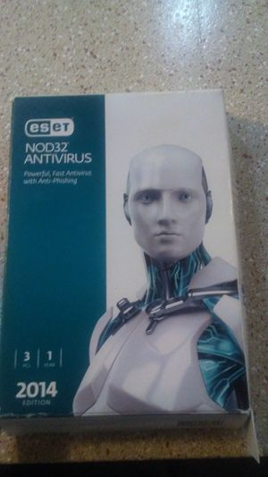 ESET NOD32 ANTIVIRUS for Sale in Santa Ana, CA