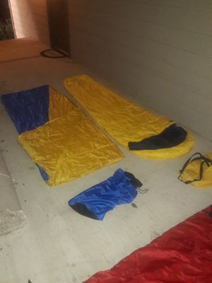 3 sleeping bags for Sale in Dallas, TX