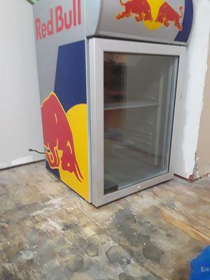 red bull refrigerator for Sale in Wichita, KS