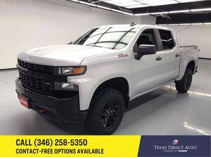 2019 Chevrolet Silverado 1500 for Sale in Stafford, TX