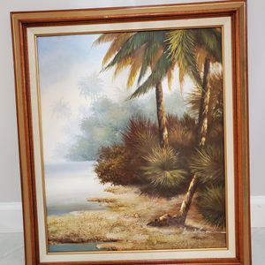 """25"""" X 30"""" Oil Painting for Sale in Fort Lauderdale, FL"""