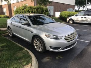 2013 Ford Taurus limited for Sale in Dublin, OH