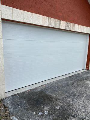 Garage door hurricane proof insulated for Sale in Miami, FL