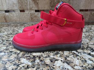 RARE Mens Nike Air Force 1 Lunar LUX CMFT Shoes 748280-600 Size 11 for Sale in Atlanta, GA