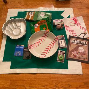 Baseball Themed Pack for Sale in Alexandria, VA