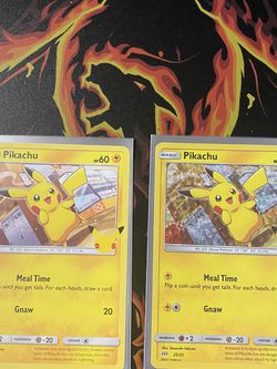 McDonald's Promo Holo Pikachu And Non Holo for Sale in McFarland,  CA