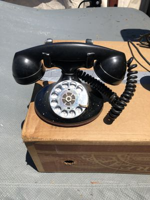 Vintage/antique Western Electric desk telephone for Sale in Lemon Grove, CA