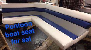 Pontoon boat seat for Sale in Westland, MI