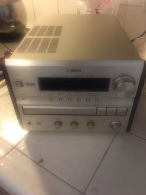 Yamaha micro stereo system for Sale in Stockton, CA