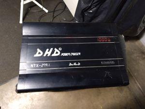 DHD 1000watt amplifier for Sale in Imperial Beach, CA