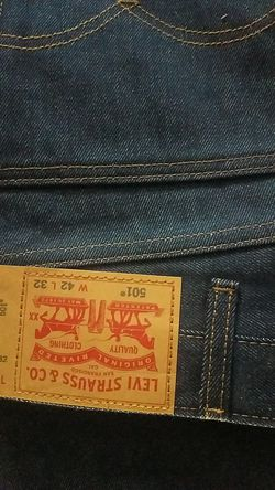 501 Levi's Jeans for Sale in Oklahoma City,  OK