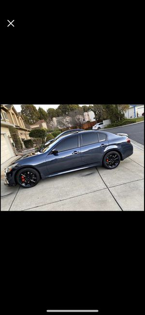 Infiniti g37 sport coupe rims 18 inch for Sale in Fremont, CA