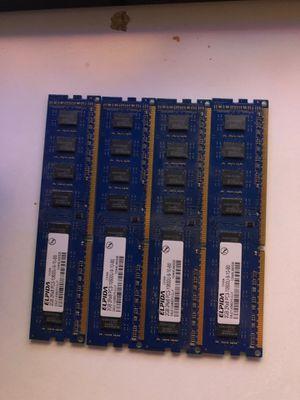 8 gigabytes of ddr3 ram for Sale in Santa Barbara, CA