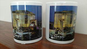 2 Aladdin's coffee mugs for Sale in Appomattox, VA