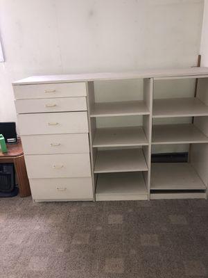 Desk / dresser for Sale in Levittown, PA