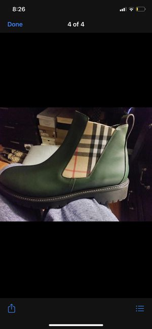 Brand New Burberry Boots for Sale in New Orleans, LA