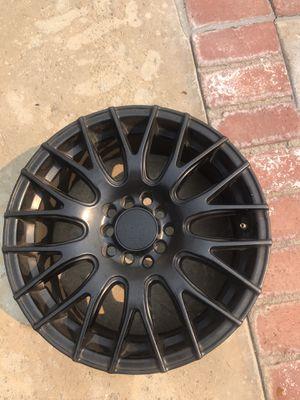 """Drag DR-69 Matte black 16"""" Rims (Set of 4) for Sale in Windsor Hills, CA"""