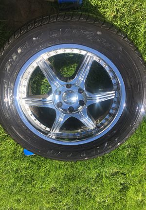 "20"" rims 6 lug for Sale in Dayton, OR"