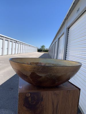 Decorative bowl for Sale in Haines City, FL
