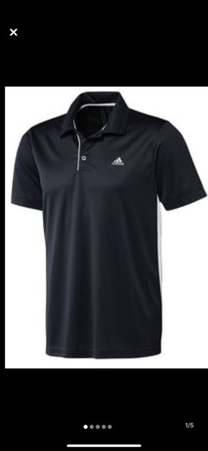 Brand New Adidas LIMITED EDITION Climalite V14246 Sequentials Galaxy Polo BRAND NEW Dark Navy/White for Sale in Los Angeles, CA