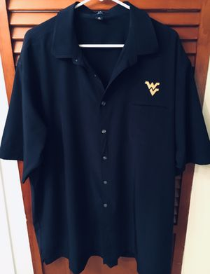 WV Mountaineers Men's Shirt for Sale in Tennerton, WV