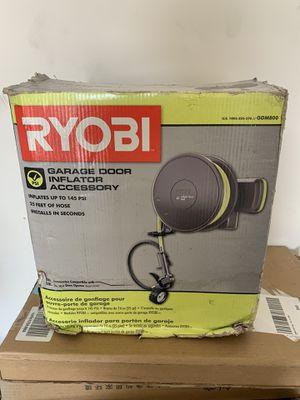 Ryobi garage door inflator accessory for Sale in Lynwood, CA