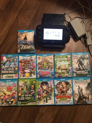 Nintendo Wii U bundle for Sale in Las Vegas, NV