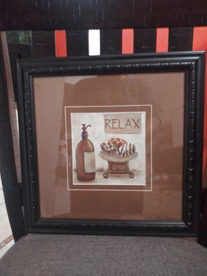 Cuadro decorativo para el baño for Sale in Davenport, FL
