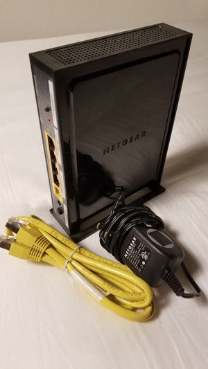 Netgear Wireless wifi Router N300 for Sale in Irvine, CA
