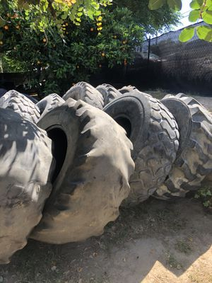 Work out tires / CrossFit tires / tractor tires for Sale in Riverside, CA