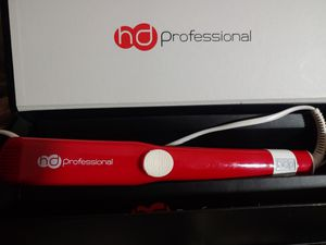 Red HD professional hair straightener for Sale in Banning, CA