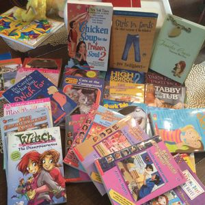 Kids Teen Scholastic Books for Sale in Rancho Cucamonga, CA