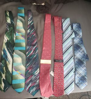 13 Ties (3) J.Garcia Collection, Michael Kors, and many more! for Sale in Pumpkin Center, CA