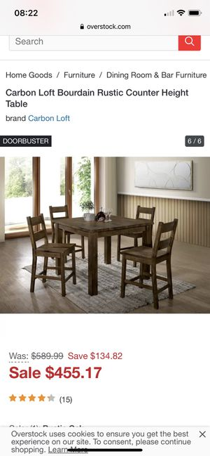Dining set for Sale in Commerce City, CO