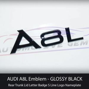 Blacked Out Audi Emblems for Sale in Rockdale, IL