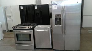 3 piece stainless steel kitchen package for Sale in Denver, CO