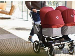 BUMBLERIDE INDIE TWIN STROLLER AND BASSINETS for Sale in New York, NY
