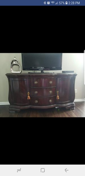 Solid Cherry wood dresser for Sale in Atlanta, GA