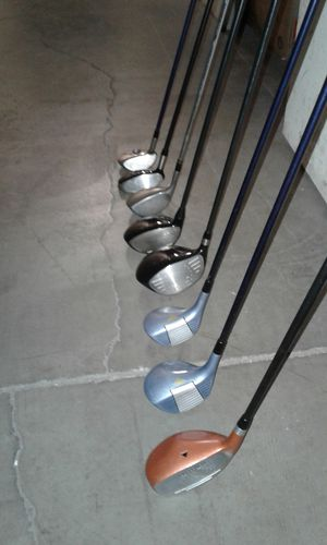 GOLF CLUBS , ACER ,PENLEY, ADAMS , CLEVELAND for Sale in Las Vegas, NV
