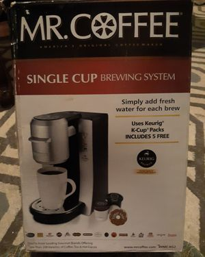 Mr. Coffee Single Cup Keurig Brewing System for Sale in Sterling, CO