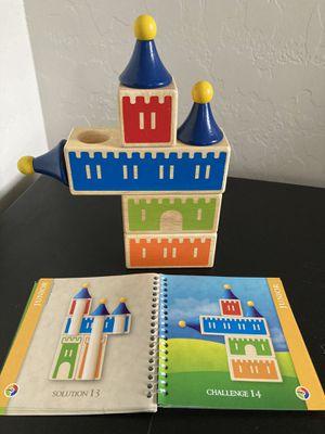 Castle Logix - smart game 3D puzzle for Sale in Queen Creek, AZ