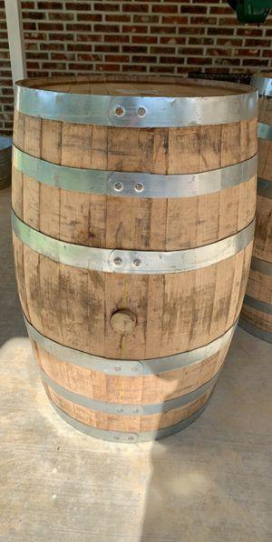 2 whiskey barrels. $150.00 a piece. for Sale in Kolin, LA