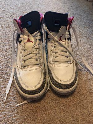 Jordans, used, size 5 for Sale in St. Cloud, FL