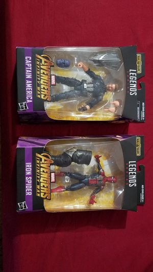 AVENGERS INFINITY WAR MARVEL LEGENDS for Sale in Pembroke Pines, FL