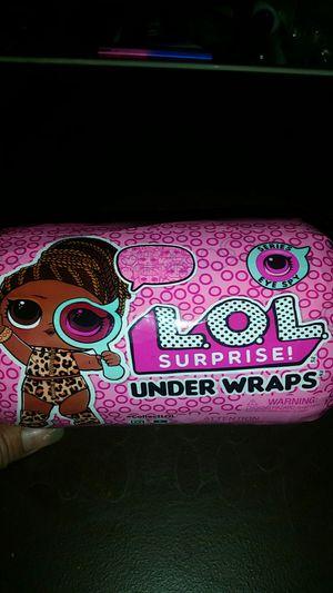 Lol surprise under wraps for Sale in Pomona, CA