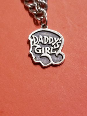 James Avery Daddy's girl charm for Sale in Pasadena, TX