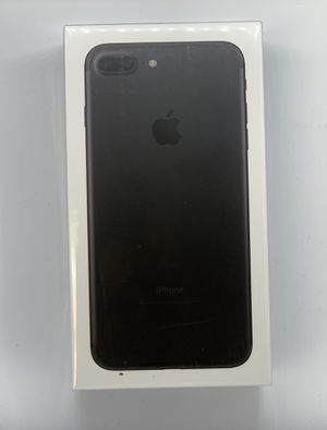 $50 Preowned iPhone 7 Plus with Free Tampered Glass for Sale in Apopka, FL