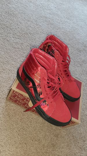 Van's limited edition size 4.5 women's for Sale in Brockton, MA