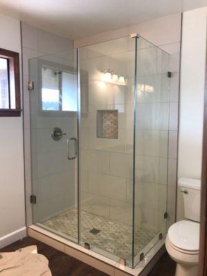 New Framed Frameless Shower door all size for Sale in Alhambra, CA