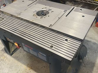 Rigid Router With Bosch Table And Guides for Sale in San Diego,  CA